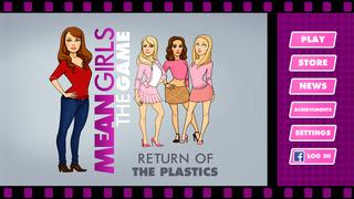Mean Girls: The Game screenshot 1