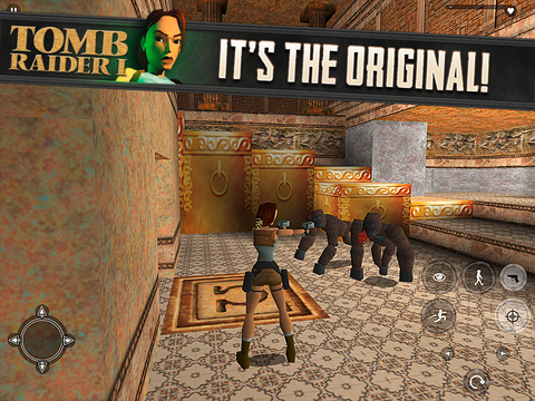 Tomb Raider I screenshot 10