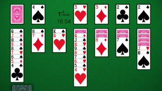 Ace Solitaire for iPad and iPhone screenshot 4