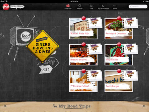 Food Network On the Road (Official) screenshot 6