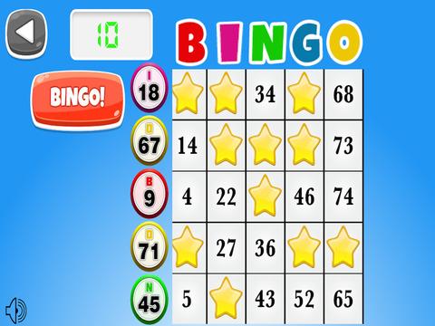 Best Bingo Game - Multi-Player Edition screenshot 5