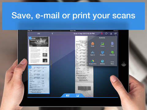Scanner Pro screenshot 9