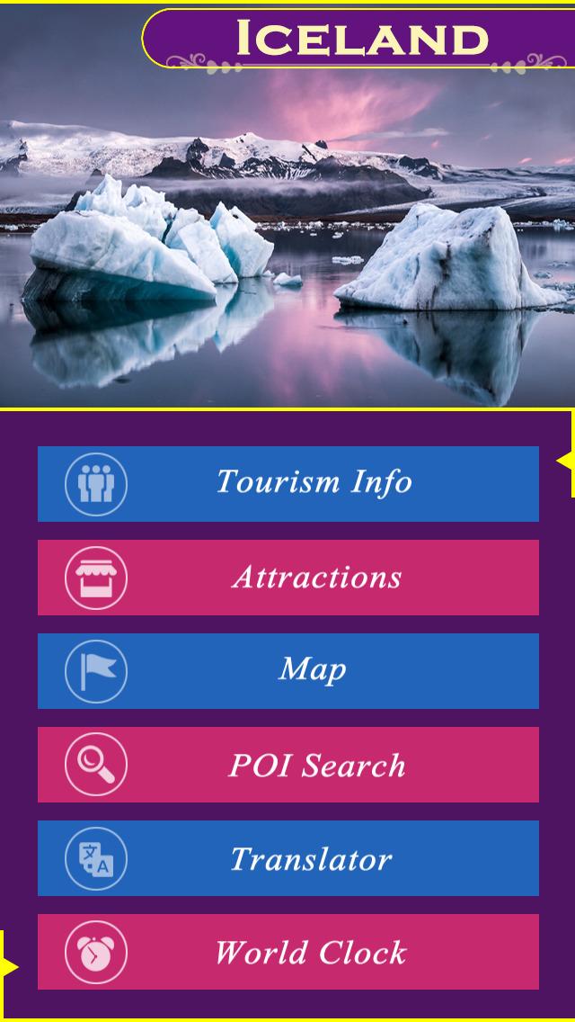 Iceland Tourism screenshot 2
