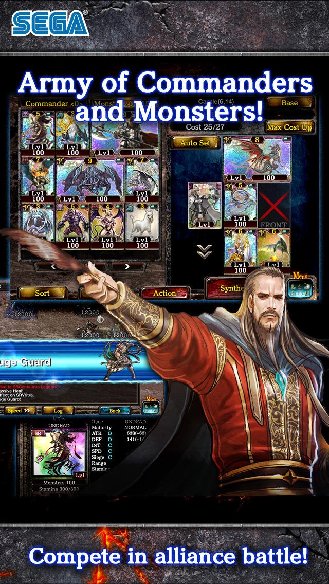 Kingdom Conquest II screenshot #4