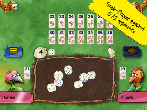 Pickomino - the dice game by Reiner Knizia screenshot 8