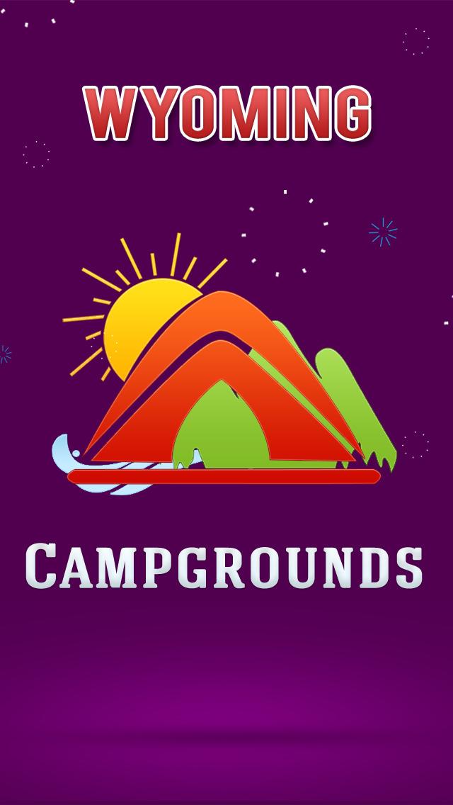 Wyoming Camping & RV Parks screenshot 1