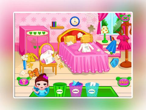 Girls Do Housework screenshot 6