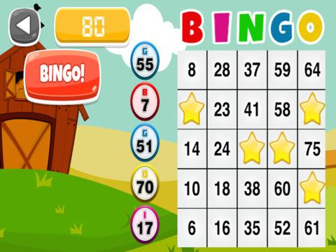 Bingo Farm: Lucky Red Hay Barn Edition - FREE screenshot 8