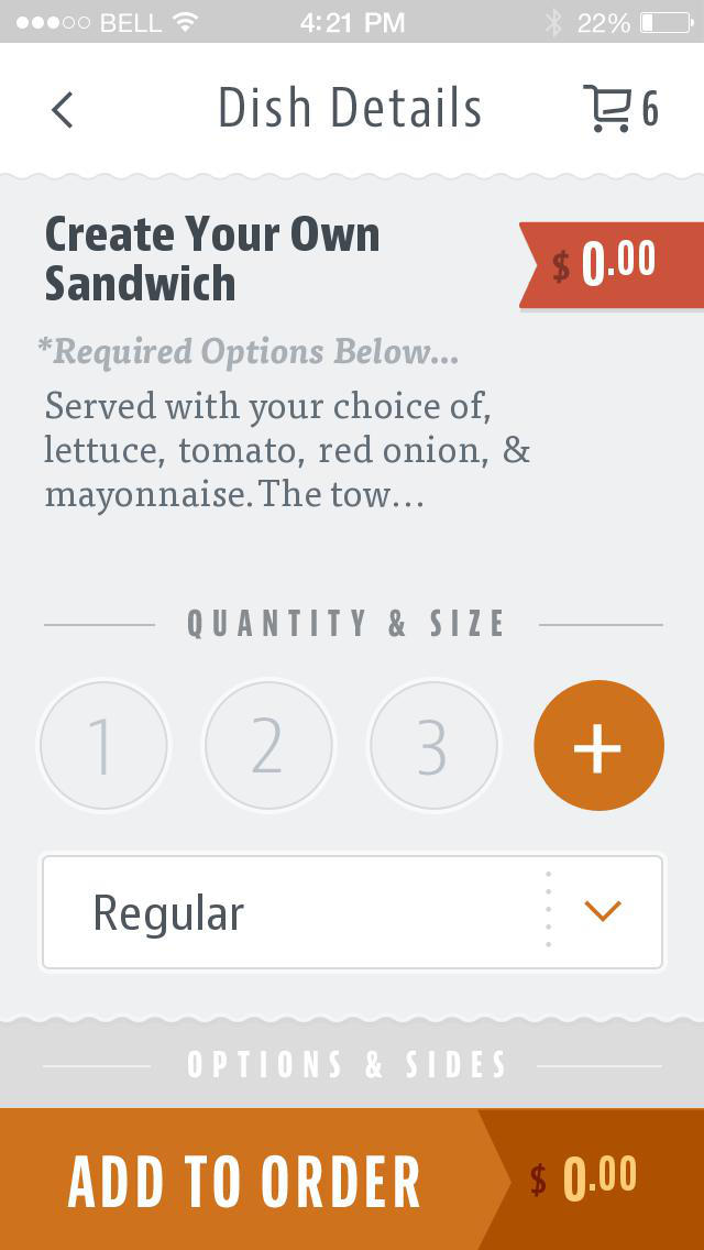 Mustard Cafe: Foothill Ranch screenshot 4