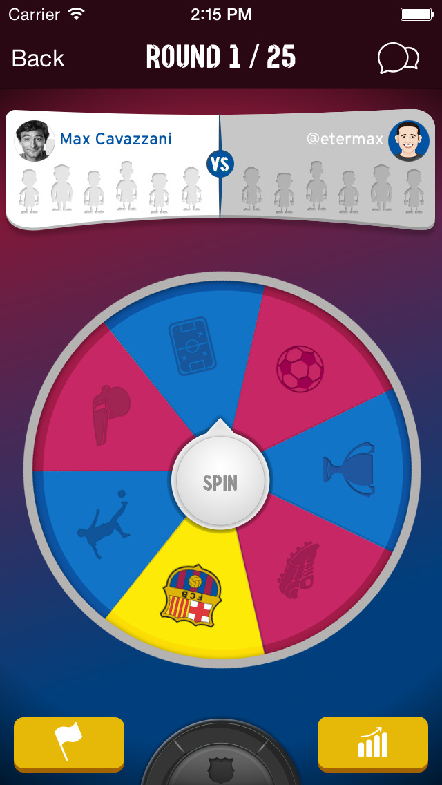 FC Barcelona Trivia Fans screenshot #3