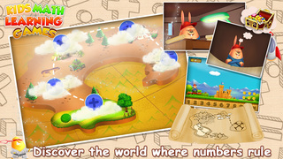 Kids Math Learning Games screenshot 3