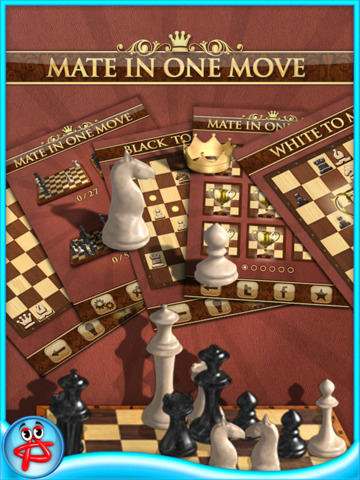 Mate in One Move: Chess Puzzle screenshot 10