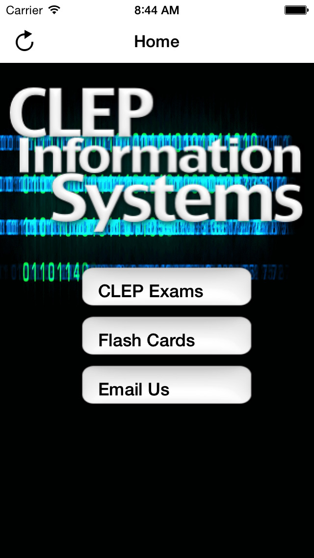 CLEP Information Systems Buddy screenshot 1