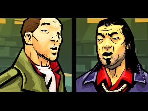 Grand Theft Auto: Chinatown Wars HD screenshot 9
