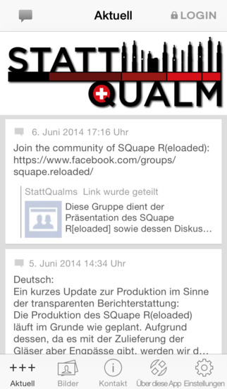 Stattqualm screenshot 1