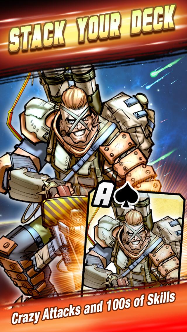 Poker Heroes: Brawl, Evolve, Dominate! BCG screenshot 2