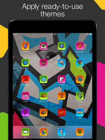 App Icons Free – Cool Icon Themes, Backgrounds & Wallpapers screenshot 7