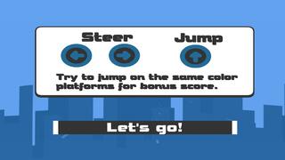 >JUMP< screenshot 2