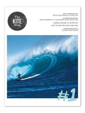 TheKiteMag - Internationales Kiteboarding Magazin screenshot 6