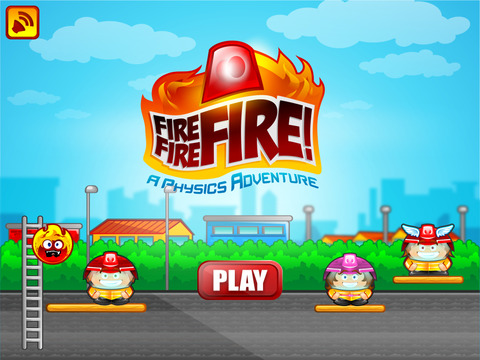 Fire Fire Fire! A Physics Adventure screenshot 7
