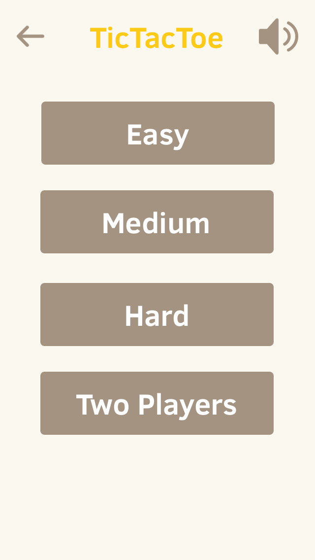 TicTacToe Game Play screenshot 3