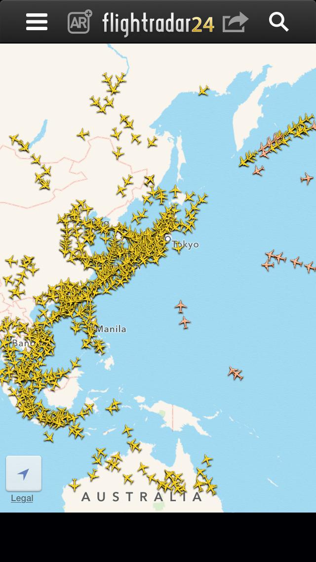 Flightradar24 | Flight Tracker screenshot #5