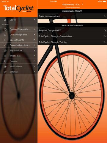 TotalCyclist screenshot #1