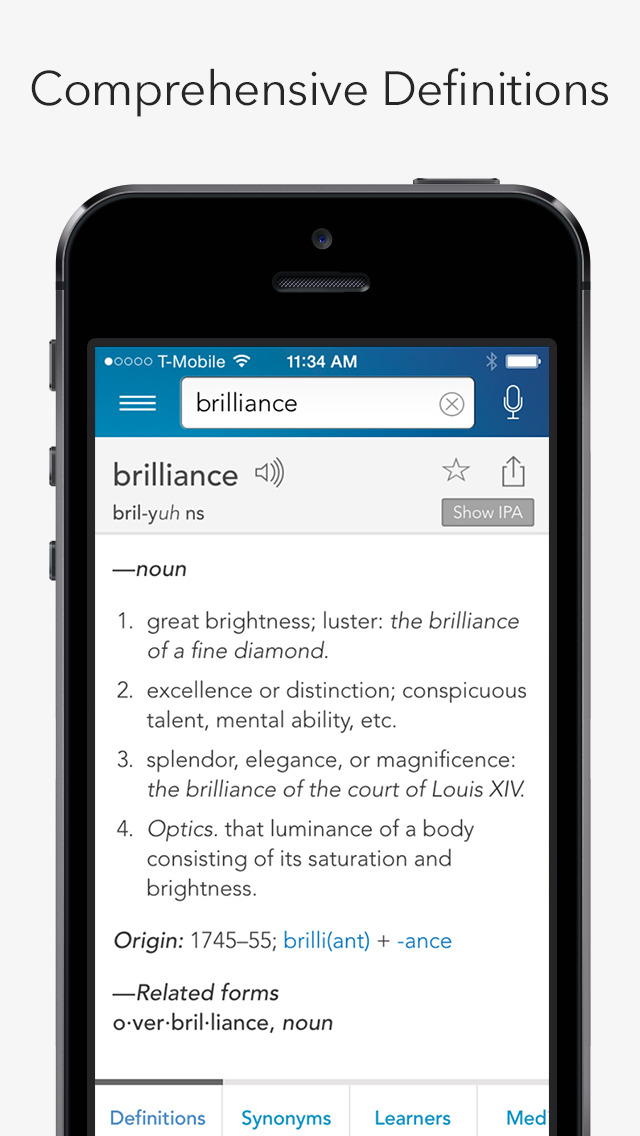 Dictionary.com: English Words screenshot 2