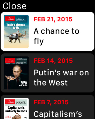 The Economist weekly US issue screenshot 6