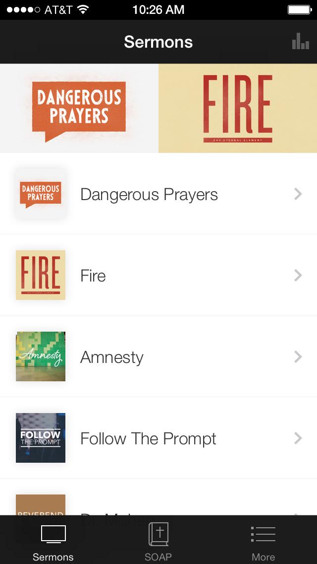 River Valley Church App screenshot 1