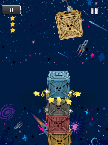 A1 Space Frontier Crane Stacker Game Pro Full Version screenshot 6