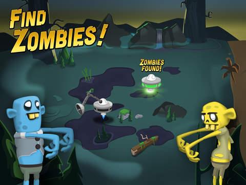 Zombie Catchers - Hunters! screenshot 7