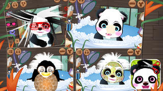 Panda & Penguin Hair Salon screenshot 5
