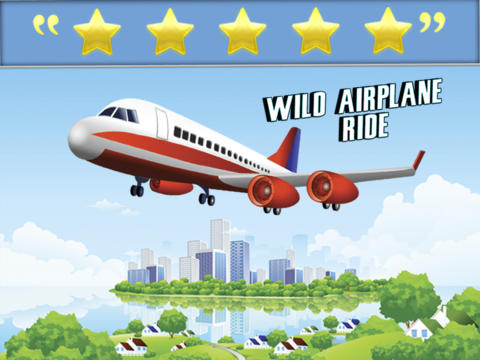Wild AirPlane Ride screenshot 4