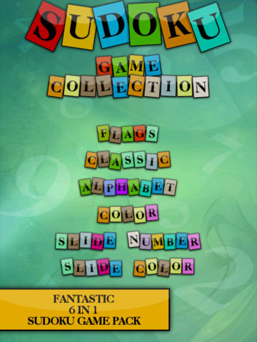 Sudoku Game Collection HD Pro - Logic Brain Trainer Puzzle Pack screenshot 7