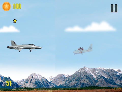 Air Combat Rivals In War - Jet Fighter War Game screenshot 10