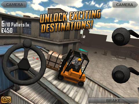 Extreme Forklifting screenshot #3