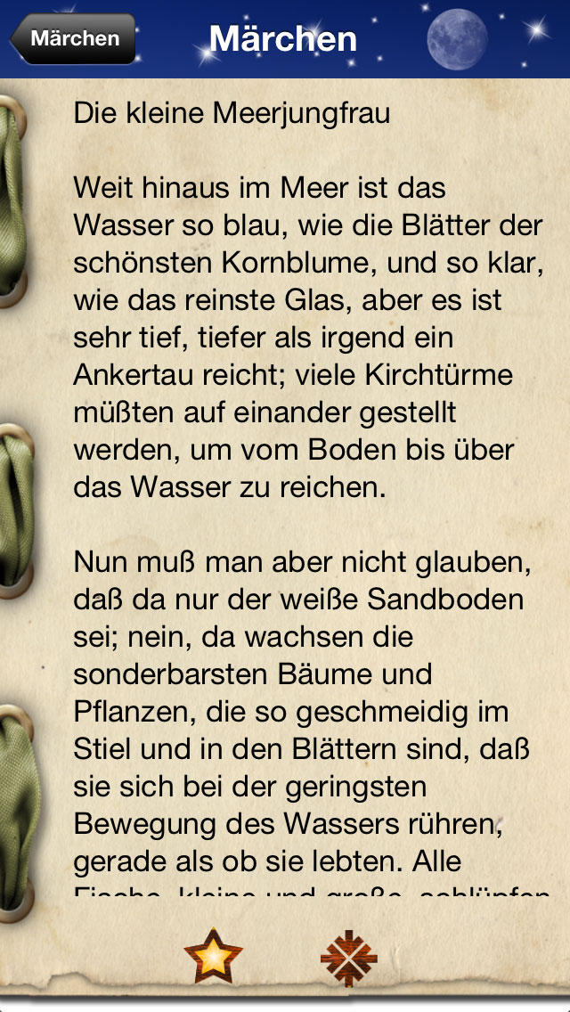 Andersens Märchen - von Hans Christian Andersen screenshot 3