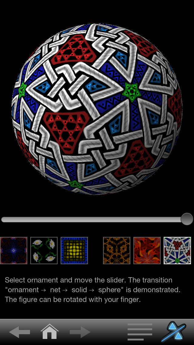 iOrnament: draw mandala & art screenshot 3