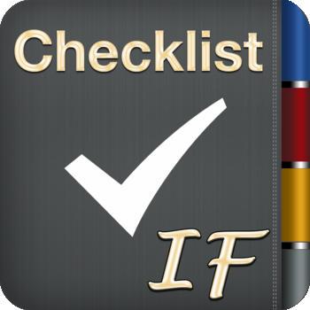 InFocus Checklist