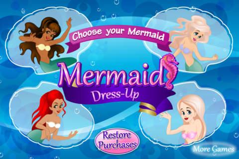 Dress-Up Mermaid - náhled