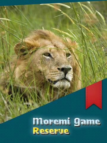 Moremi Game Reserve Travel Guide screenshot 6