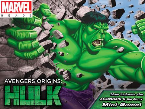 Avengers Origins: Hulk screenshot 6