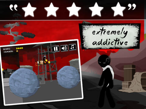 Stickman Escape Race screenshot 5