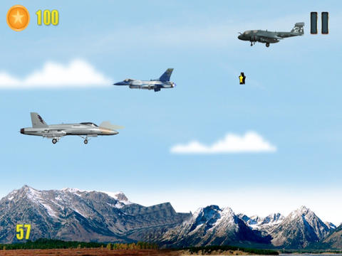 Air Combat Rivals In War HD - Full Version screenshot 8