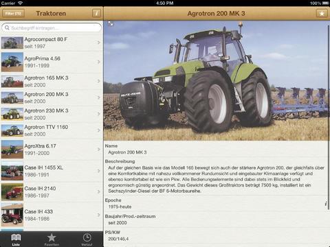 1000 Traktoren aus aller Welt screenshot 9