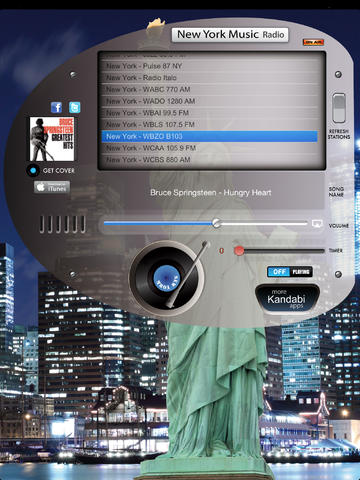 New York Music Radio screenshot 2