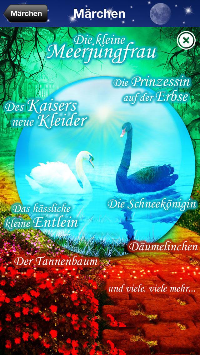 Andersens Märchen - von Hans Christian Andersen screenshot 2
