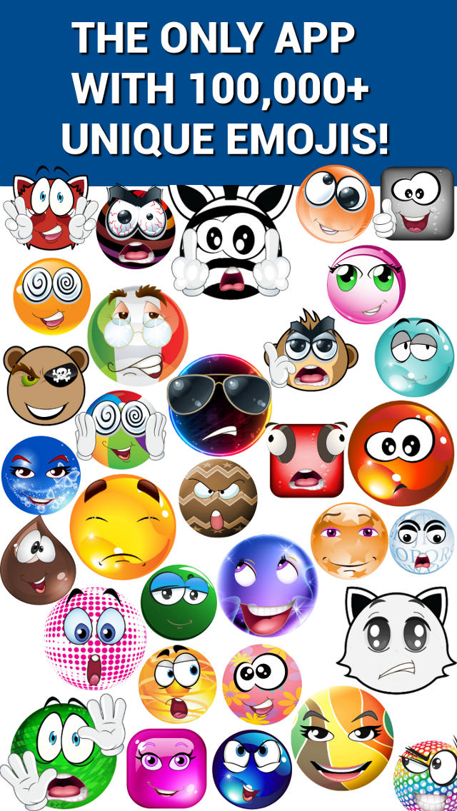 Emoji Creator Free & Smileys screenshot #2