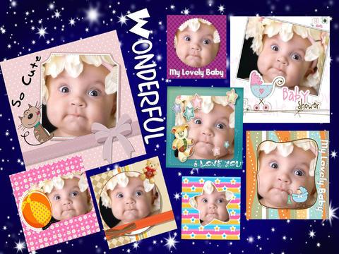 Amazing Baby Photo Frames (HD) screenshot 7